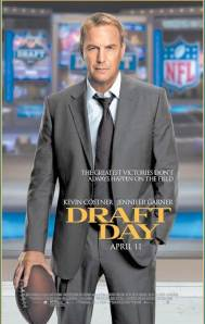 Kevin Costner in Draft Day. Used without permission, but they should thank me for the promotion!